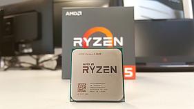 Процессор AMD Ryzen 5 2600X (YD260XBCAF)