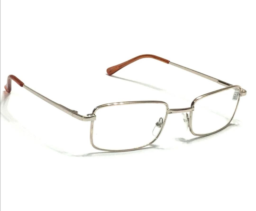 Очки для зрения с одной перемычкой стекло, универсальные