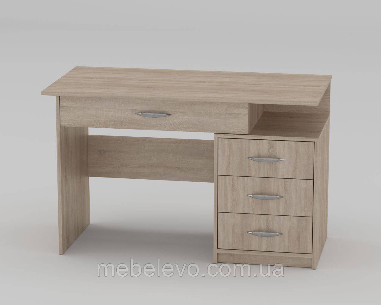 стол письменный Студент-2 750х1200х600мм    Компанит - Mebel Evolution в Днепре