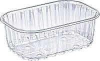 Пластиковая упаковка для клубники 0,5кг (Украина) Оптовая распродажа