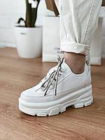 Кроссовки белые женские, женские белые кроссовки, кросівки на платформі, кросівки жіночі, кросівки білі