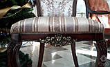 Столовый комплект ПАРИЖ (Стол +6стульев+2кресла, фото 2