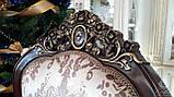 Столовый комплект ПАРИЖ (Стол +6стульев+2кресла, фото 7