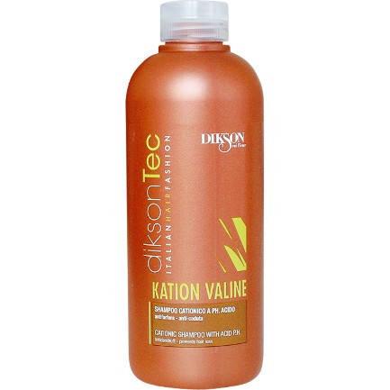 Dikson Kation Valine Shampooing - Бесщелочной катионовый шампунь, 500 ml, фото 2