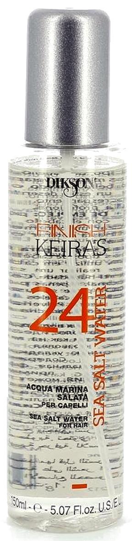 Dikson Keiras Finish Sea Salt Water 24 - Водный солевой фиксирующий спрей для волос, 150 ml