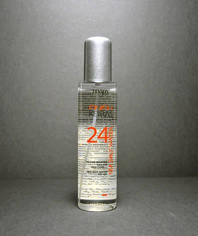 Dikson Keiras Finish Sea Salt Water 24 - Водный солевой фиксирующий спрей для волос, 150 ml, фото 2