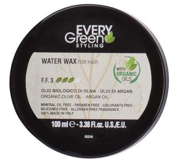 Dikson Every Green Water Wax - Воск для укладки на водной основе, 100 ml