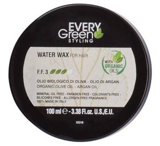 Dikson Every Green Water Wax - Воск для укладки на водной основе, 100 ml, фото 2
