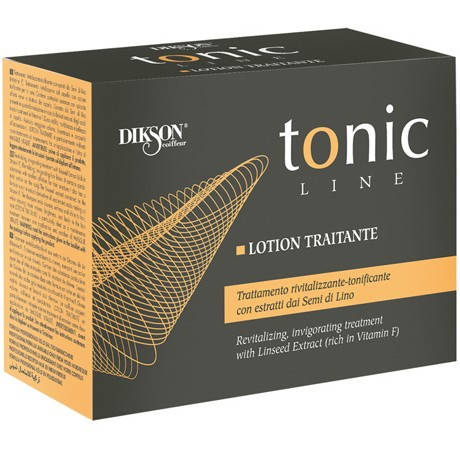 Dikson Tonic Line Lotion - Восстанавливающий лосьон, фото 2
