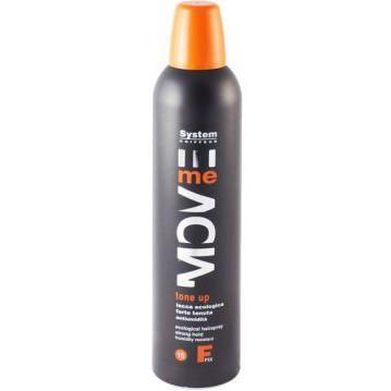 Dikson Move-Me 15 Tone Up - Жидкий экологичный лак сильной фиксации, 300 ml