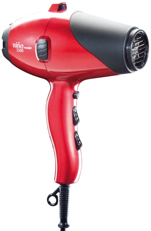 "Dikson Muster Phon Asciugac.Compakt ""Nino Nero"" - Компактный фен для волос"
