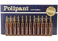 Dikson Polipant Complex - Комплекс с плацентарными  экстрактами, растительными протеинами, 12 x 10 ml