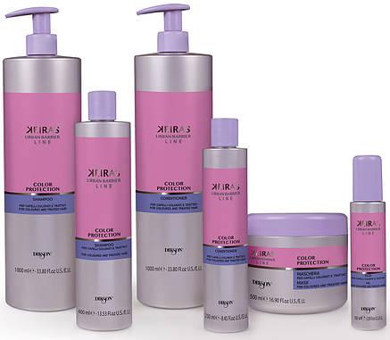 Dikson Keiras Urban Barrier Color Protection Conditioner - Кондиционер для окрашенных волос, 250 ml, фото 2