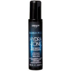 Dikson Barber Pole Hidra Tonic After Shave - Матирующий тоник после бритья с маслом Арганы, 100 ml, фото 2