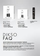 Dikson Dikso Plex - Профессиональный набор по уходу за волосами, 3х100 ml, фото 3