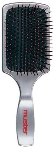 Dikson Silver Pneus Professional Brush - Прямоугольная плоская щетка для волос, фото 2