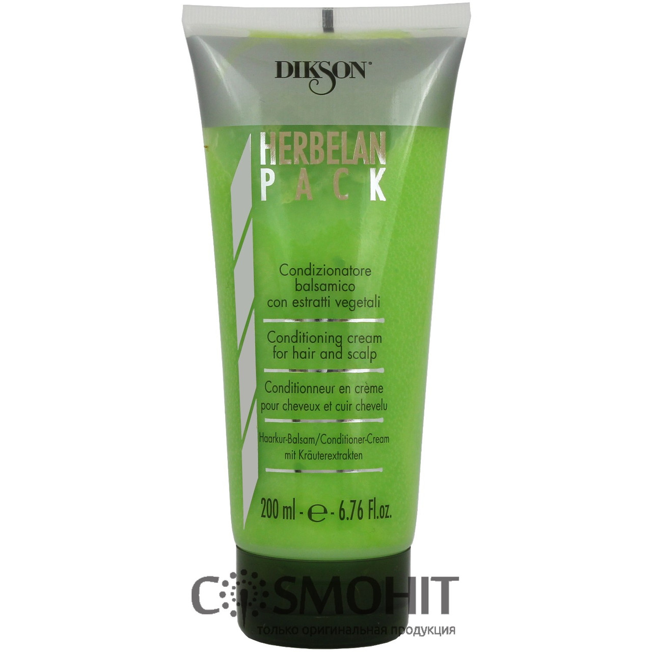 Dikson Herbelan Pack - Растительный бальзам, 200 ml
