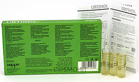 Dikson Urtinol - Тонизирующее средство с экстрактом крапивы в ампулах, 10 х 10 ml, фото 2