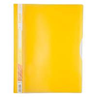 Скоросшиватель Axent 1312-08-A, 5 отделений, А4, желтый