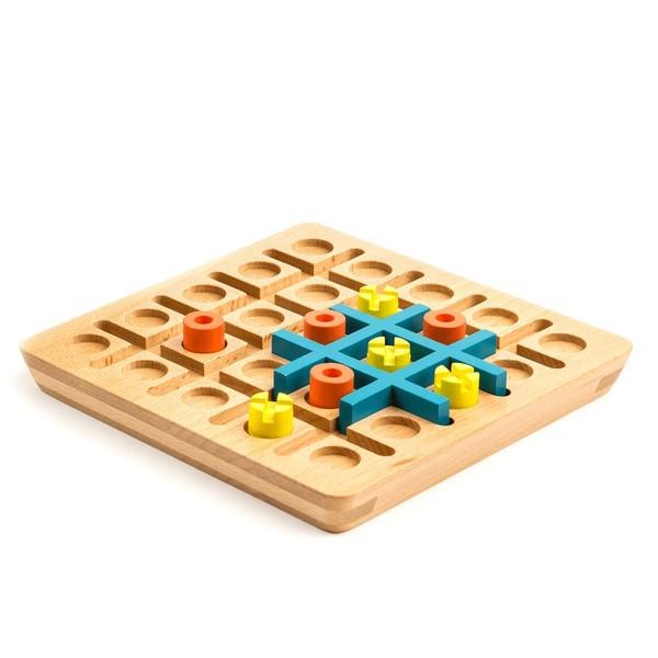 Настільна гра-головоломка  MARBLES Хрестики-нолики:нова ера Spin Master (SM47300)