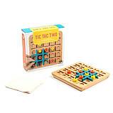Настільна гра-головоломка  MARBLES Хрестики-нолики:нова ера Spin Master (SM47300), фото 5