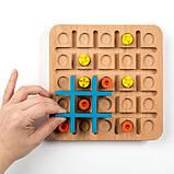 Настільна гра-головоломка  MARBLES Хрестики-нолики:нова ера Spin Master (SM47300), фото 2