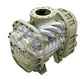 Гвинтовий маслозаповнений компресор із змінною швидкістю модель R132-160ne, фото 6