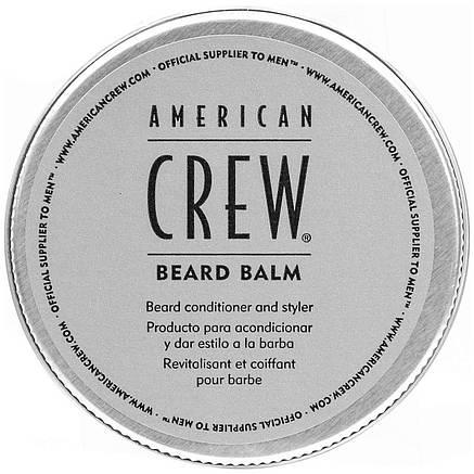 American Crew Beard Balm - Бальзам для бороды, 60 ml, фото 2