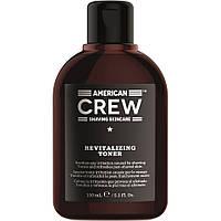 American Crew Shaving Skincare Revitalizing Toner - Відновлюючий лосьйон після гоління, 150 ml