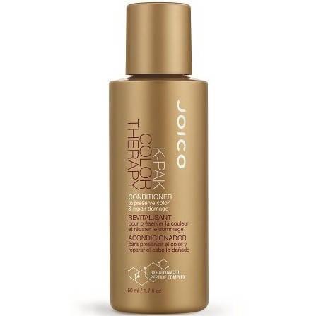 Joico K-Pak Color Therapy Conditioner - Кондиционер восстанавливающий для окрашенных волос, 50 ml, фото 2