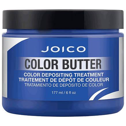 Joico Color Intensity Care Butter - Цветное масло для волос, blue (синий), фото 2