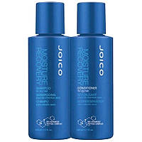 Joico Moisture Recovery Gift Set Duo - Подарочный набор для сухих волос, 50+50 ml