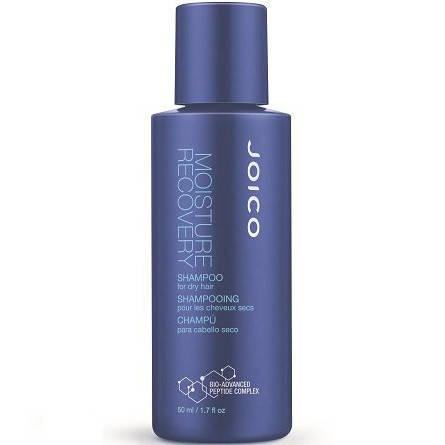 Joico Moisture Recovery Shampoo For Dry Hair - Шампунь для сухих волос, 50 ml, фото 2