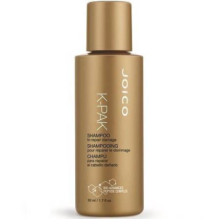 Joico K-Pak Reconstruct Shampoo - Шампунь восстанавливающий для поврежденных волос, 50 ml, фото 2