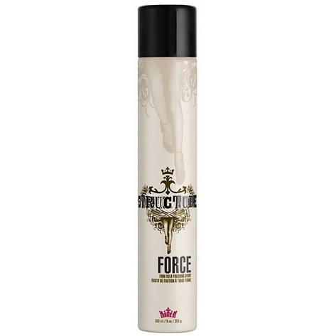 Joico Structure Force Firm Hold Finishing Spray - Спрей для укладки и финиша средней фиксации, 300 ml, фото 2