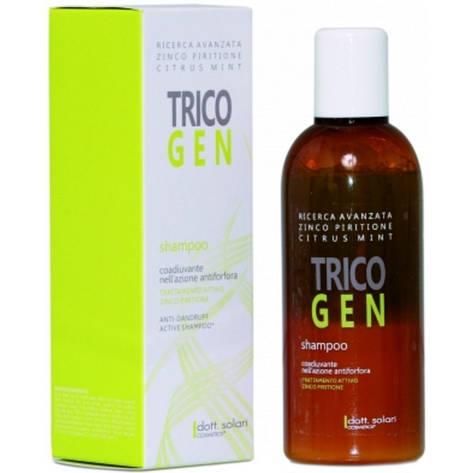 Dott.Solari Anti-Dandruff Active Shampoo - Активный шампунь против перхоти, 200 ml, фото 2