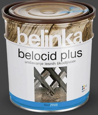 Лікувальний антисептик для дерева Belinka Belocid Plus (0,75 л)
