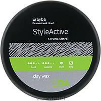 Erayba S04 Shape Wax - Мягкий моделирующий воск средней фиксации, 100 ml