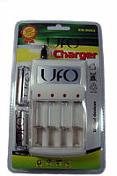 Зарядное UFO KN-8003 (2 аккум 2500мAh)