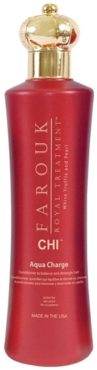 Chi Farouk Royal Treatment Aqua Charge Conditioner - Ежедневный увлажняющий кондиционер, 30 ml