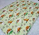 Одеяло из овечьей шерсти демисезонное Мишутка, фото 4