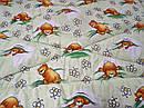 Одеяло из овечьей шерсти демисезонное Мишутка, фото 3