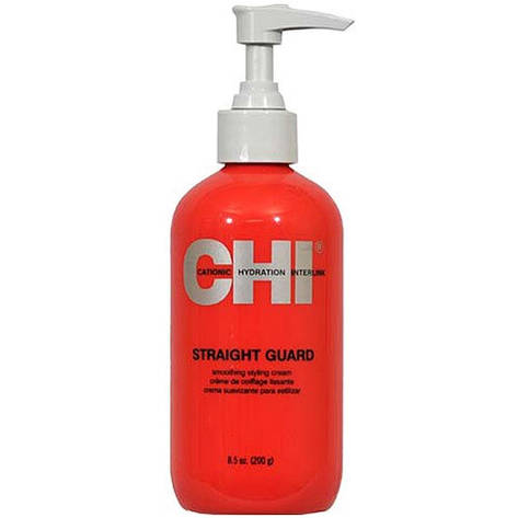 Chi Thermal Styling Straight Guard - Выпрямляющий крем, 250 ml, фото 2