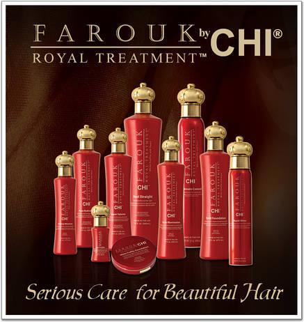 Chi Farouk Royal Treatment Ultimate Control - Быстросохнущий лак для придания объема волосам, 340 ml, фото 2