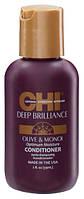 CHI Deep Brilliance Optimum Moisture Conditioner - Кондиционер для волос, 59 ml