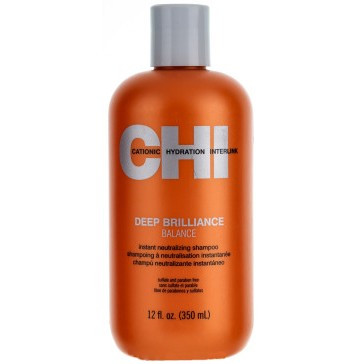 CHI - Нейтрализирующий шампунь для глубокого очищения, 350 ml