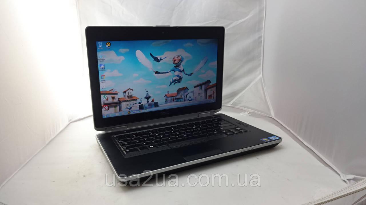 Бизнес Ноутбук Dell Latitude E6430 core I5 3gen 500Gb 4Gb нов. АКБ Кредит Гарантия Доставка