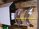 Колодки тормозные задние (барабанные) Ваз 2108, Ваз 2109, Ваз 21099, Ваз 2110-2115, Заз 1103, Москвич 2140 , фото 2