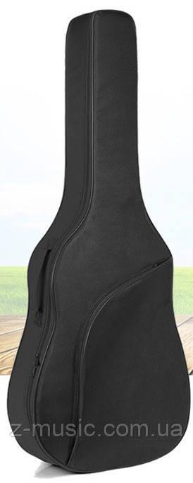 Чохол для класичної гітари Musicbag UN39BK, утеплювач 5 мм