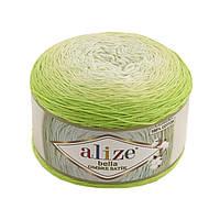 Alize Bella Ombre Batik № 7412, фото 1